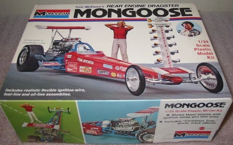 Image result for monogram mongoose dragster