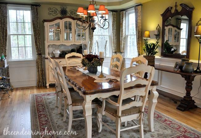 Best Big Changes On A Small Budget Dining Room Makeover Dining 400 x 300