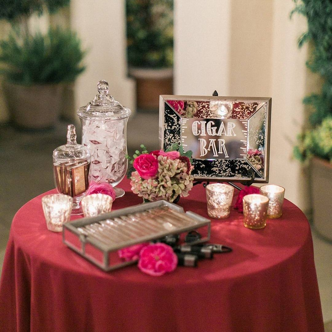 Cigar & whisky bar wedding - Google Search | Wedding | Pinterest ...