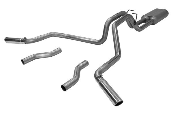 Flowmaster American thunder cat-back exhaust  Great sounding