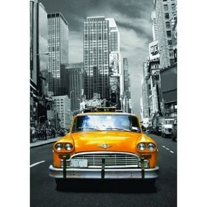 Puzzle 1500 pièces - Taxi New Yorkais