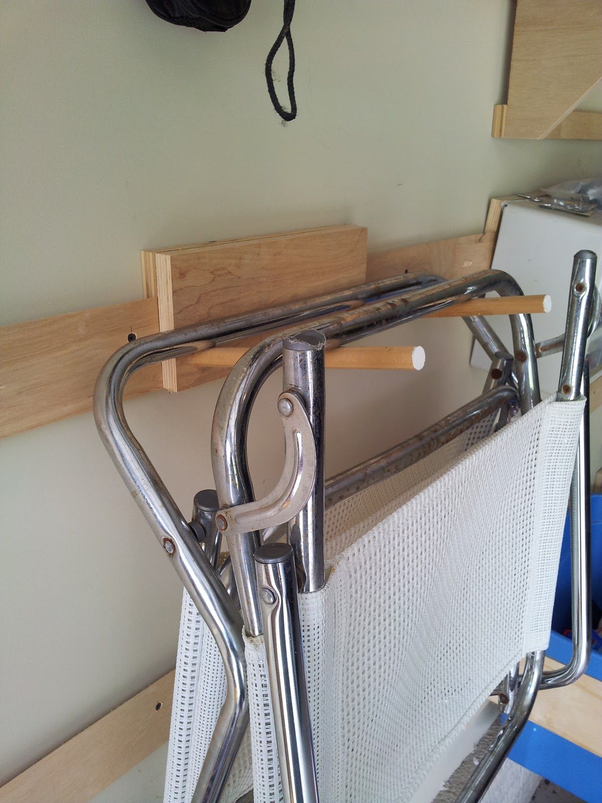 French Cleat Storage   How To   The Suburban Woodworker