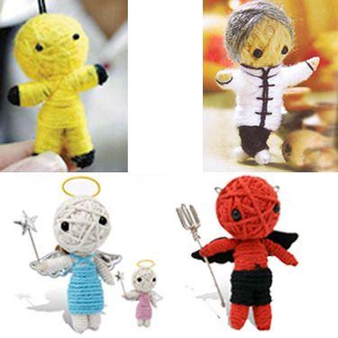 Little Voodoo Dolls