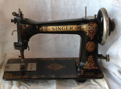 Antique Singer Sewing Machine 9w Wheeler Wilson Serial Number W48574 Ebay Wissenschaft