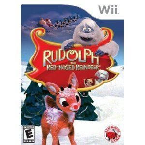 Rudolph The Red-Nosed Reindeer (Video Game) http://www.