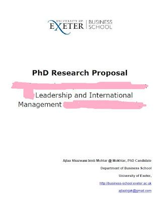 Expected Findings Research Proposal  Research    Proposals