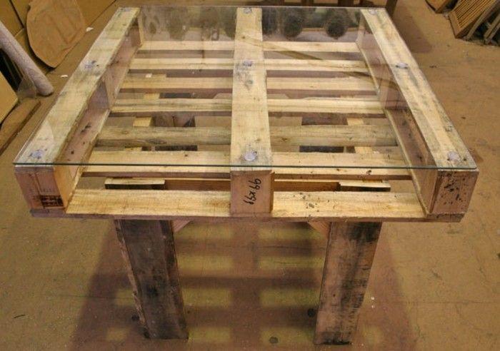 Gartenmöbel selber bauen: DIY Esstisch mit Bauanleitung ...