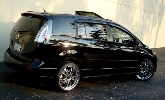 Mazda 5 Baby Mobile Mazda Custom Cars My Dream Car