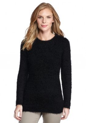 New Directions  Allover Eyelash Sweater