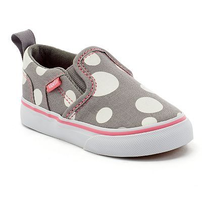 bb745516d7dd Vans Asher Animal Skate Shoes - Toddler Girls