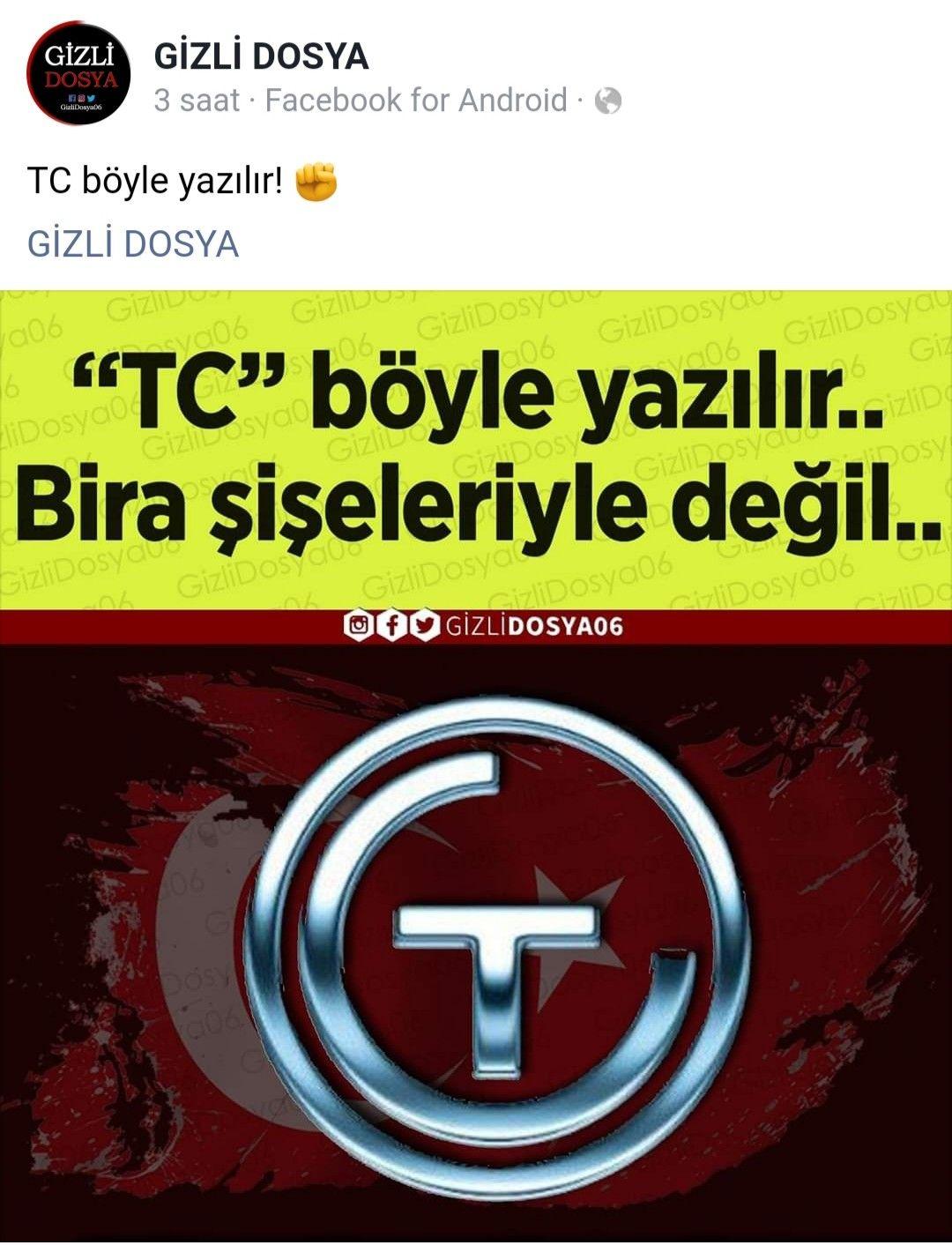 TC Böyle Yazılır 🇹🇷