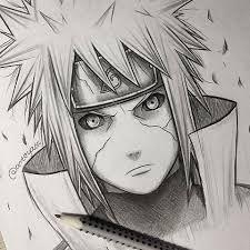 Imagem Relacionada Minato E Naruto Desenhos A Lapis Desenhos