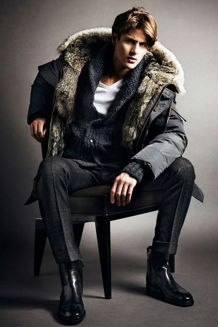 Fashion Shows Fashion Week Runway Designer Collections Habillement Homme Mode Homme Tom Ford Men