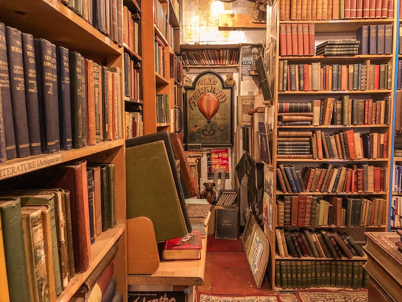 12 Beautiful Edinburgh Bookstores Bookstore Secondhand Bookshop
