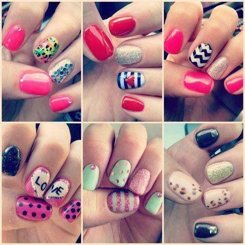 Cute nail designs Nails | Nail cute nail designs - Cute Nail Designs Nails Nail Cute Nail Designs Simple