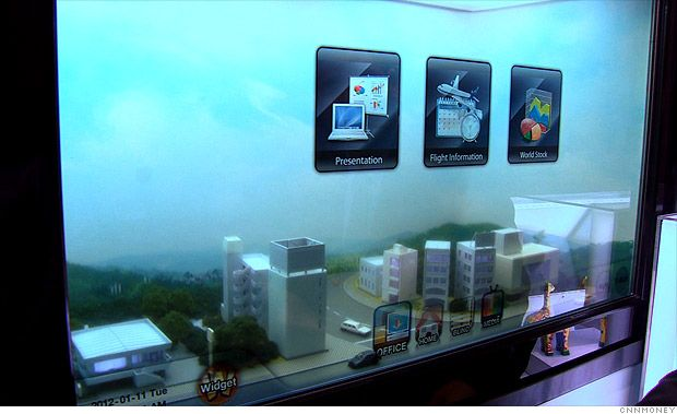 Holy Inventions Transparent Screen Futuristic Technology Nerd Gadgets