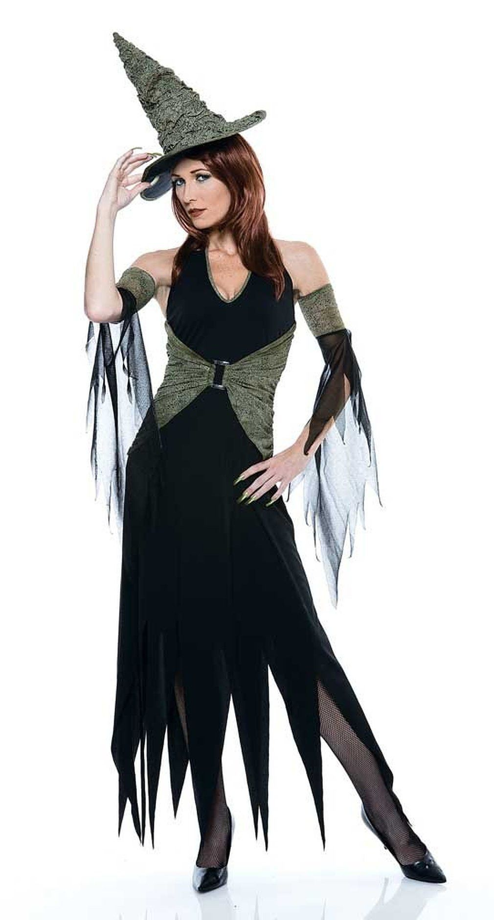 Wicked Of Oz The Wicked Witch Costume Adult | Witch costume adult ...