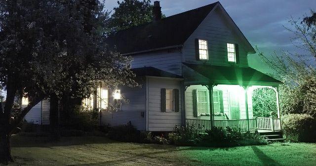 Green Lights For Vets Light Green Good Neighbor Green