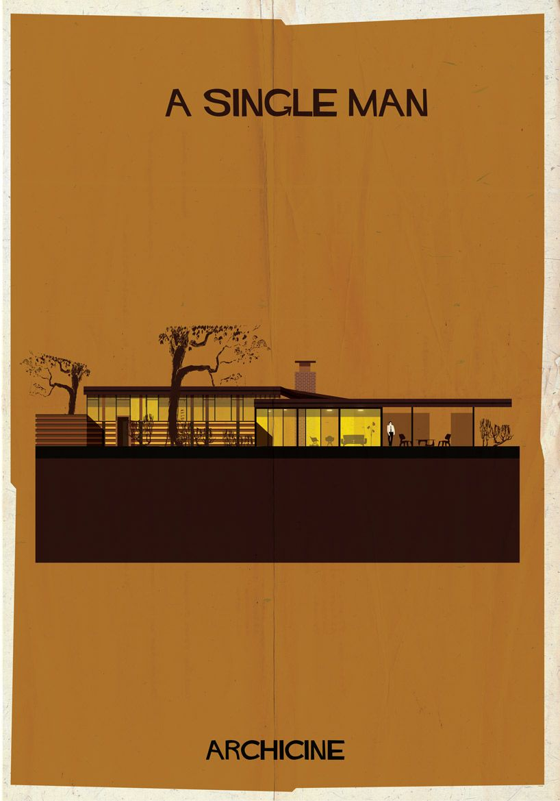 poster for A Single Man / by Federico Babina