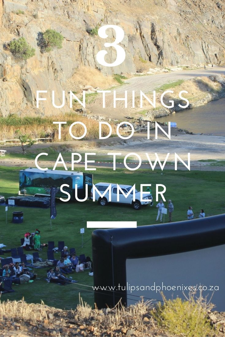 3 Fun Things To Do In Western Cape Summer Fun things to