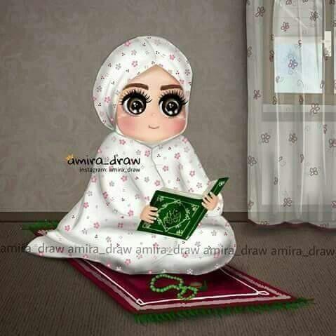 رمضان كريم Art Drawings For Kids Cute Cartoon Wallpapers Girls Cartoon Art