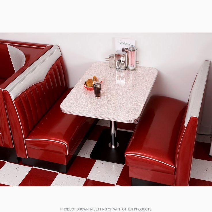 Diner Booth, Retro Diner, Retro