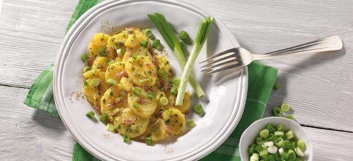 Süddeutscher Kartoffelsalat mit Brühe | GEFRO
