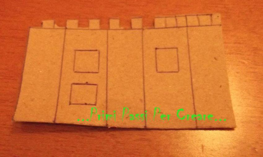 Oggi vi parlo come si realizzano le casette del presepe in modo economico,semplice e in poco tempo. Per avere un idea ho comperato una casettina da presepe (0,99 cent) e ne ho realizzate alcune. Si…