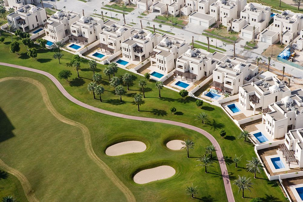 Gated Community Dubai For Inside Magazine Gated