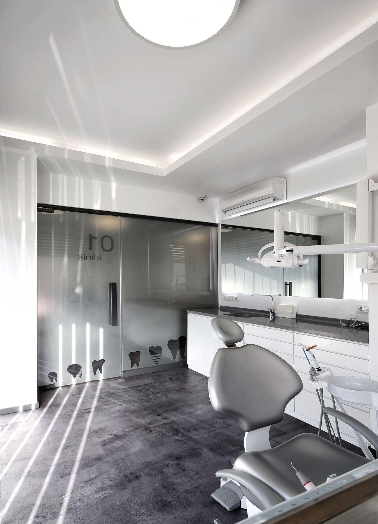Doğudent Dental Polyclinic Dental office decor, Clinic