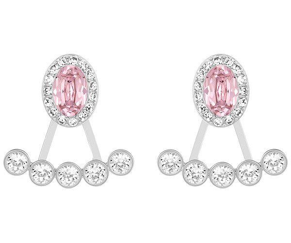 Christie Boucles d'Oreilles «Ear-Jacket » - Bijoux - Swarovski Boutique en ligne