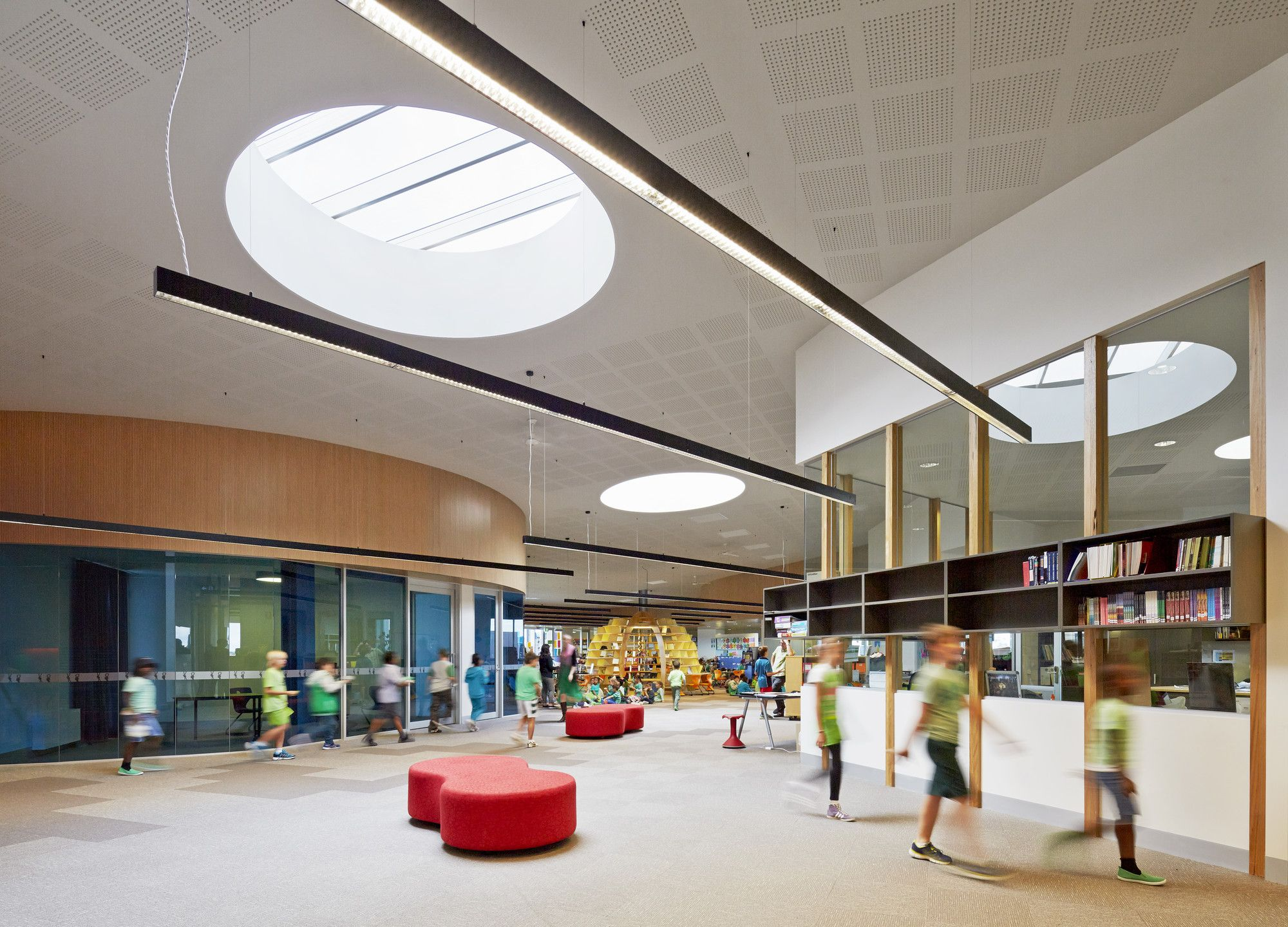 St Mary of the Cross Primary School by Baldasso Cortese Architects - Inspiration for Primary Schools by SI architects