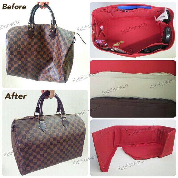 7dc8f1651012 Bag Organizer Base for Louis Vuitton Speedy 25 от FabForward2009