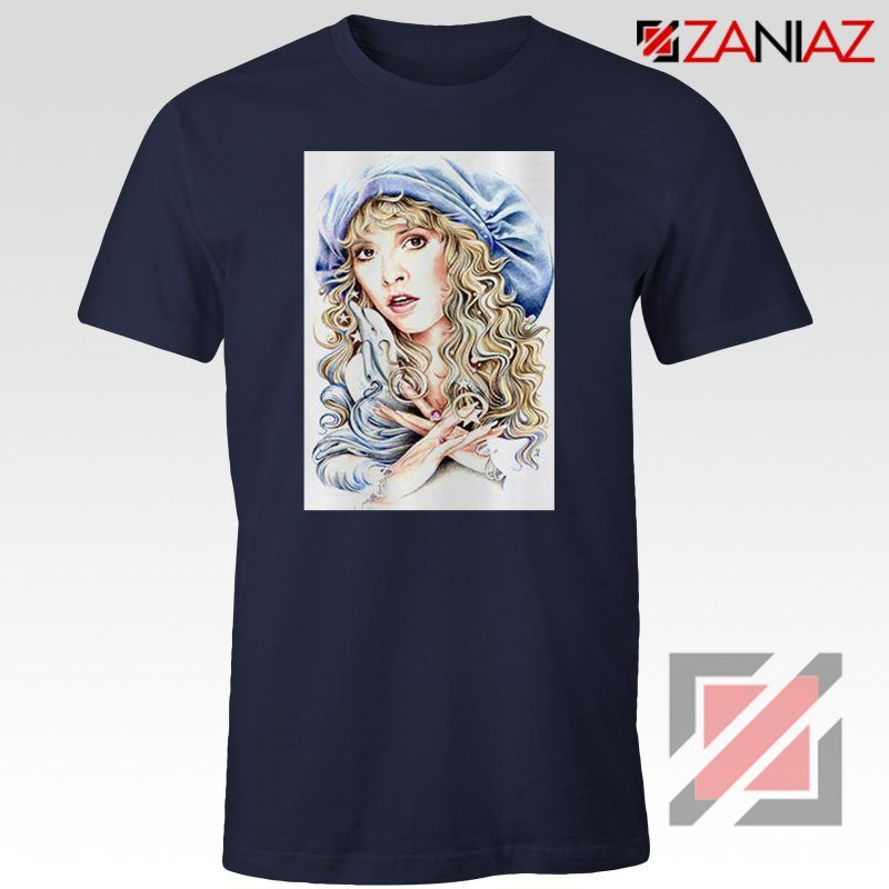 Stevie Nicks Woman Tshirt American Singer Shirt Size S3XL