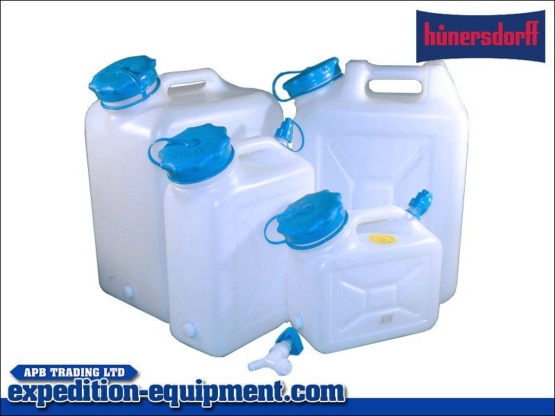 Hunersdorff Wide Mouth Jerrycan Water Container 10 Litre Water Containers 10 Things Compact Storage