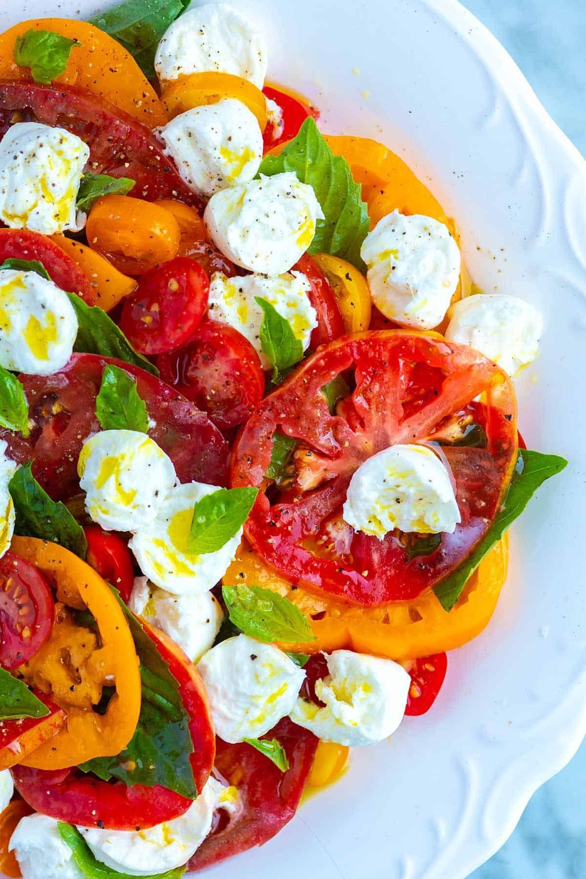 Best Caprese Salad Recipe Ever