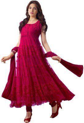 9685fd26d581 Mannat Fashion Ethnic Salwar Suit Dupatta Unstitched Dress Material: Amazon.in:  Clothing & Accessories