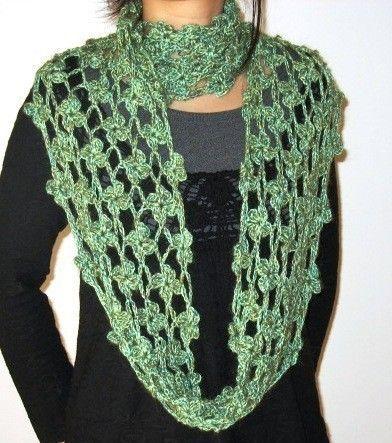 Instant Download Crochet Pattern Beautiful Blossom Dogwood Flower