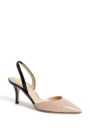 00d645ecc kate spade new york 'jeanette' slingback | Nordstrom | Fancy ...