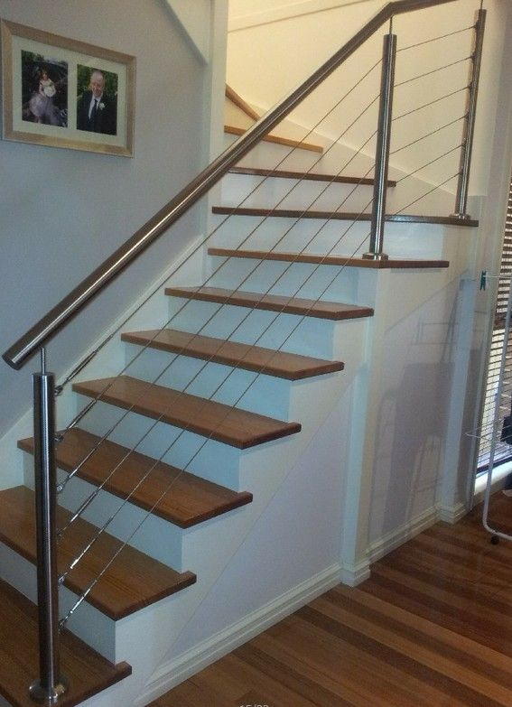 Indoor Stainless Steel Cable/wire Railing/baluster , Find Complete ...