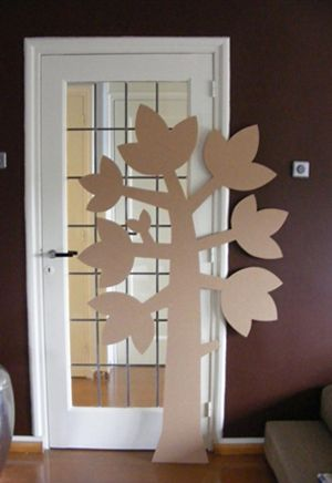 Mdf tree family pinterest craft cnc and market stalls for Houten decoratie boom