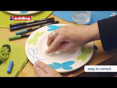 porselein penseel markers | edding | alle kleuren