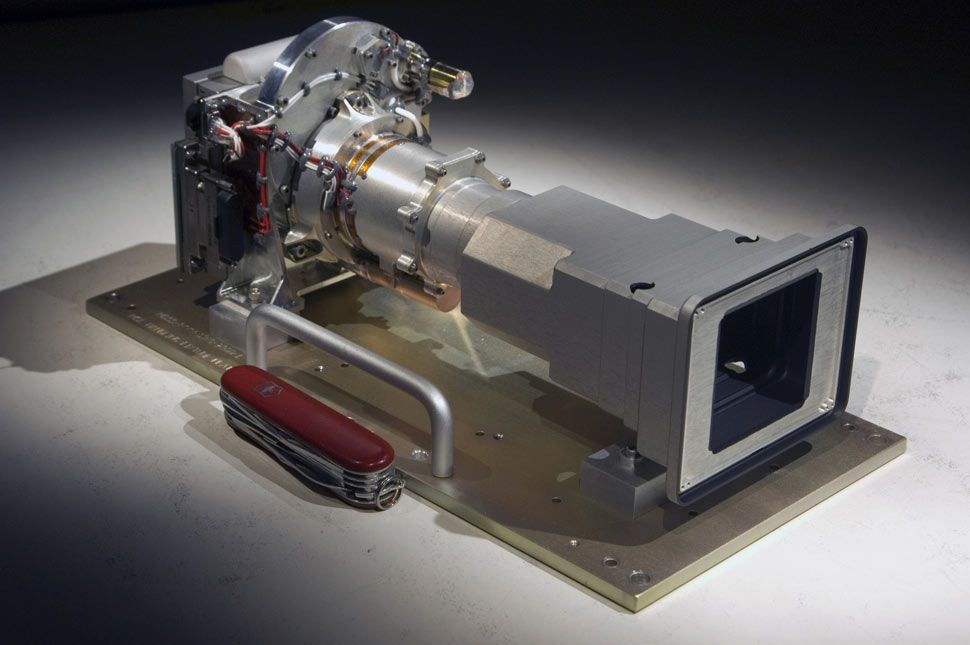 The camera from MSL Curiosity.