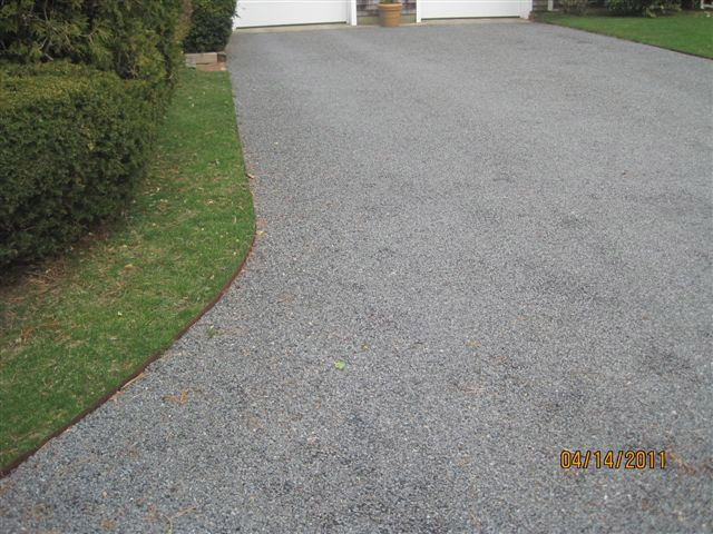 Metal Edging For Chat Driveway George Skipper Amp Son Inc