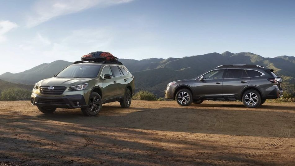 2020 Subaru Outback Review Specs Changes Release Date Price And Photos Dengan Gambar