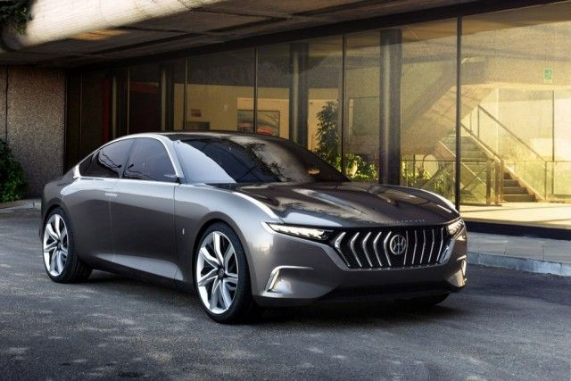 Hybrid Kinetic H600 Concept China Designed By Pininfarina 2017 Geneva Auto Show Luxury Hybrid Cars Concept Cars Best Electric Car