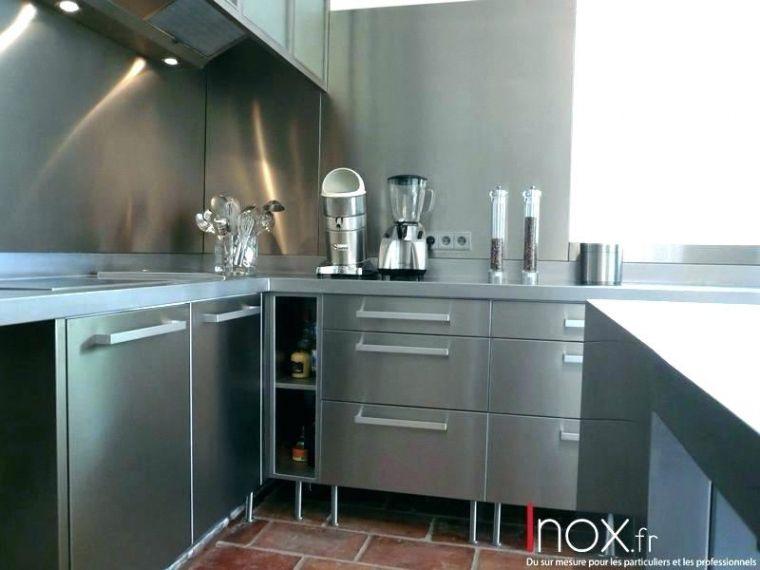 Plan De Travail En Inox Pour Cuisine Ikea Cuisine Cuisine Cuisine