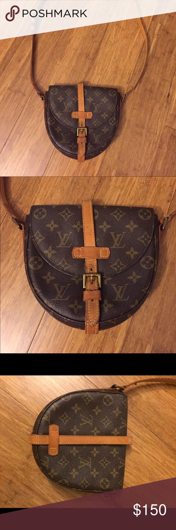Vintage Louis Vuitton Chantilly PM Vintage Louis Vuitton Chantilly  crossbody bag 946fd0166d82b