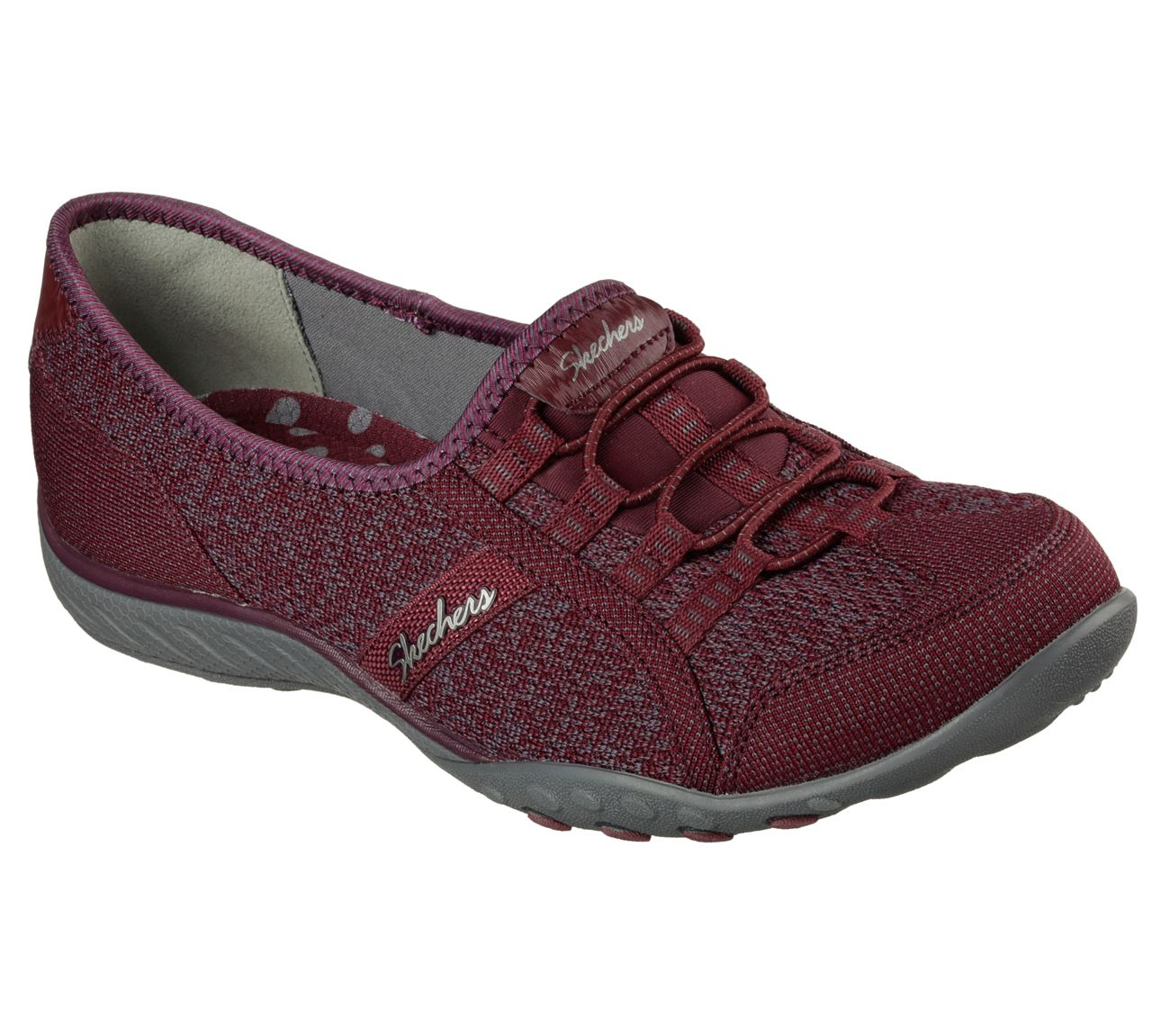 Women's Skechers Relaxed Fit Breathe Easy Save The Date Slip On