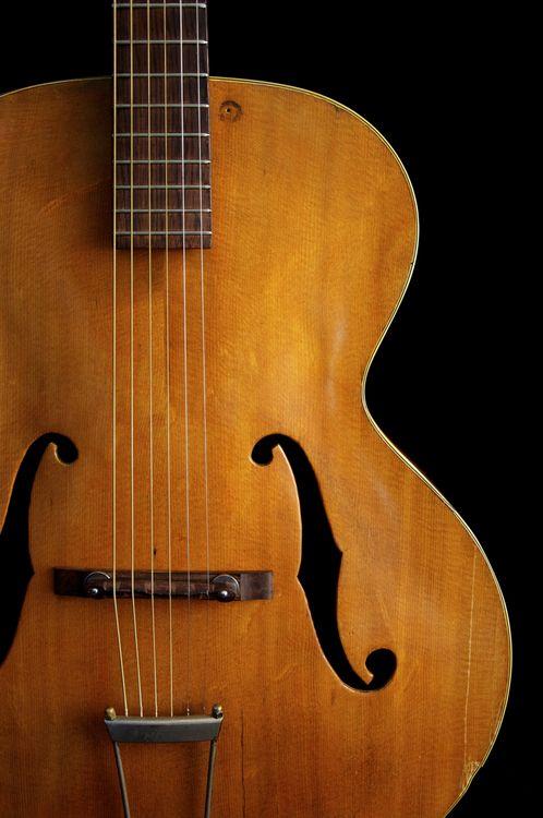 1948 Zenith Epiphone Archtop Guitar Vintage Guitars